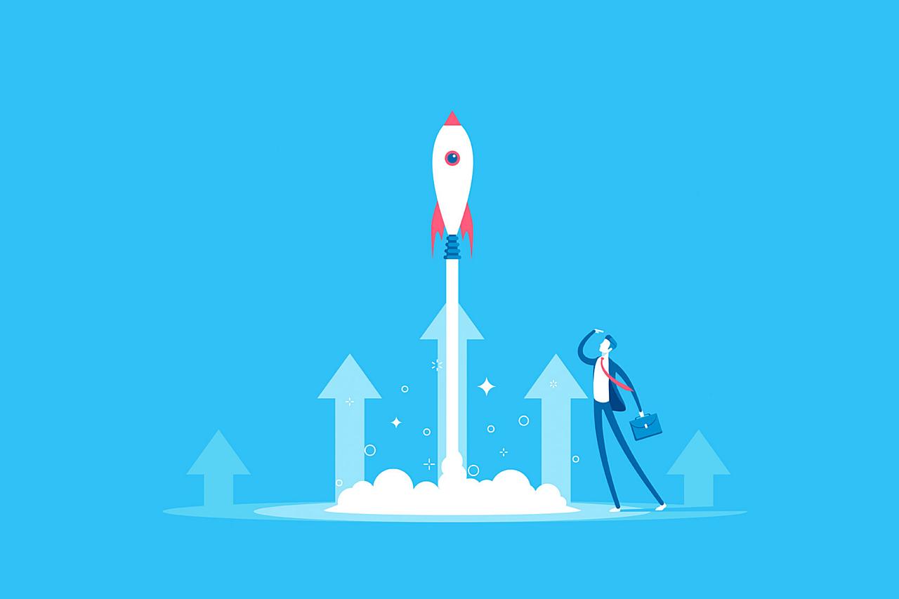 Man Rocket Launch Idea Project  - jmexclusives / Pixabay